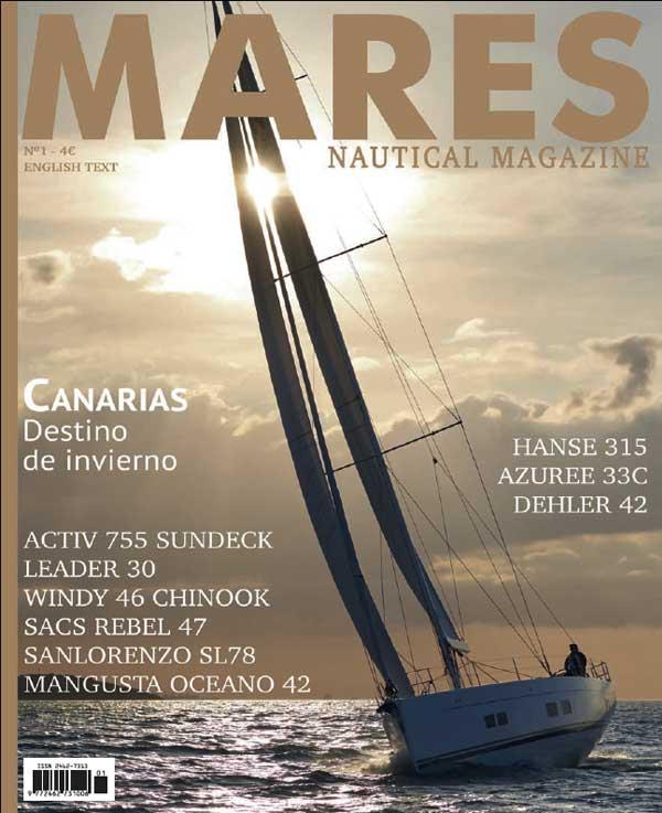 Número 1 revista MARES