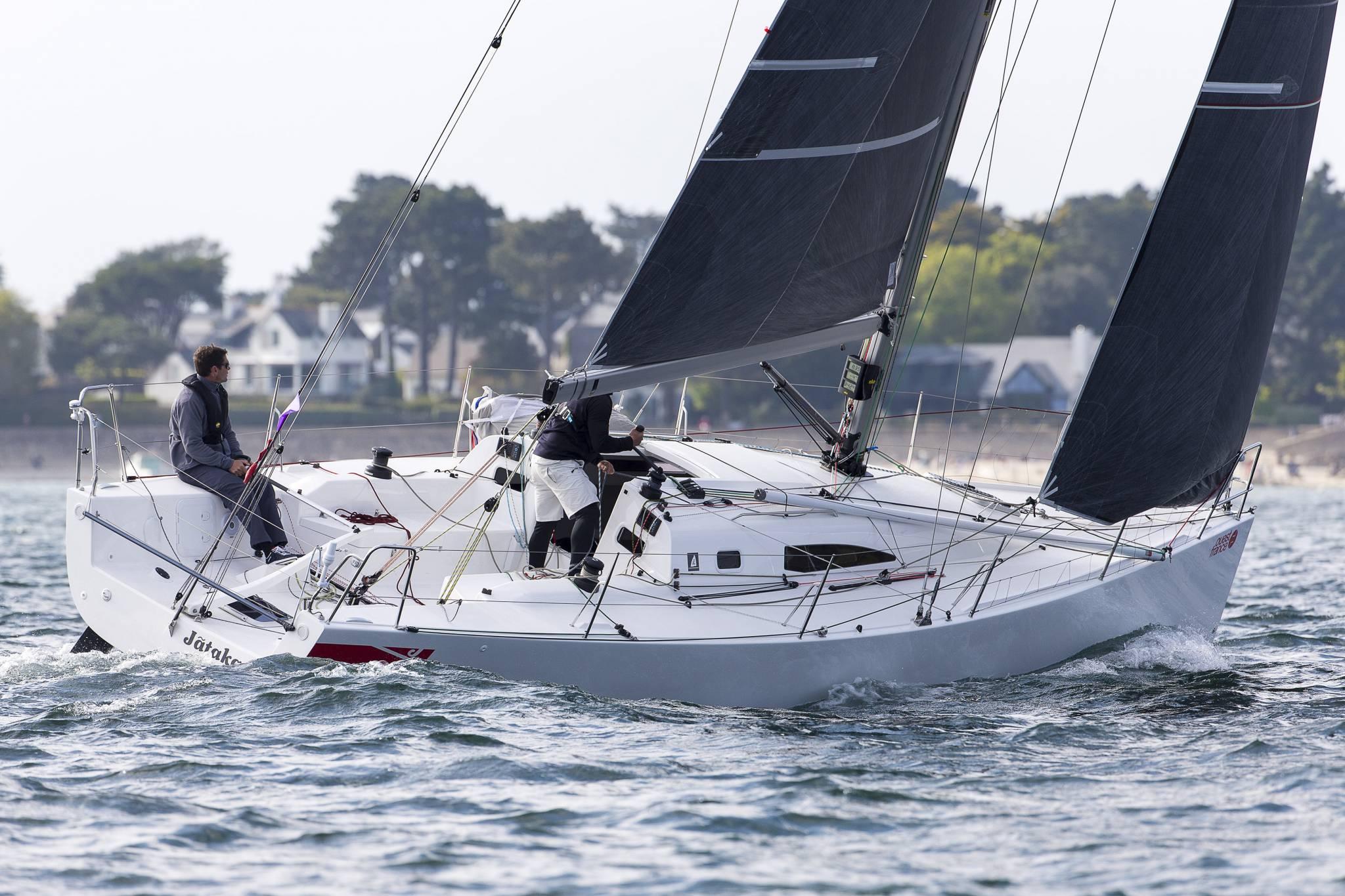Éxito de los veleros J en la SPI OUEST FRANCE. | REVISTA MARES